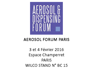 AEROSOL FORUM PARIS
